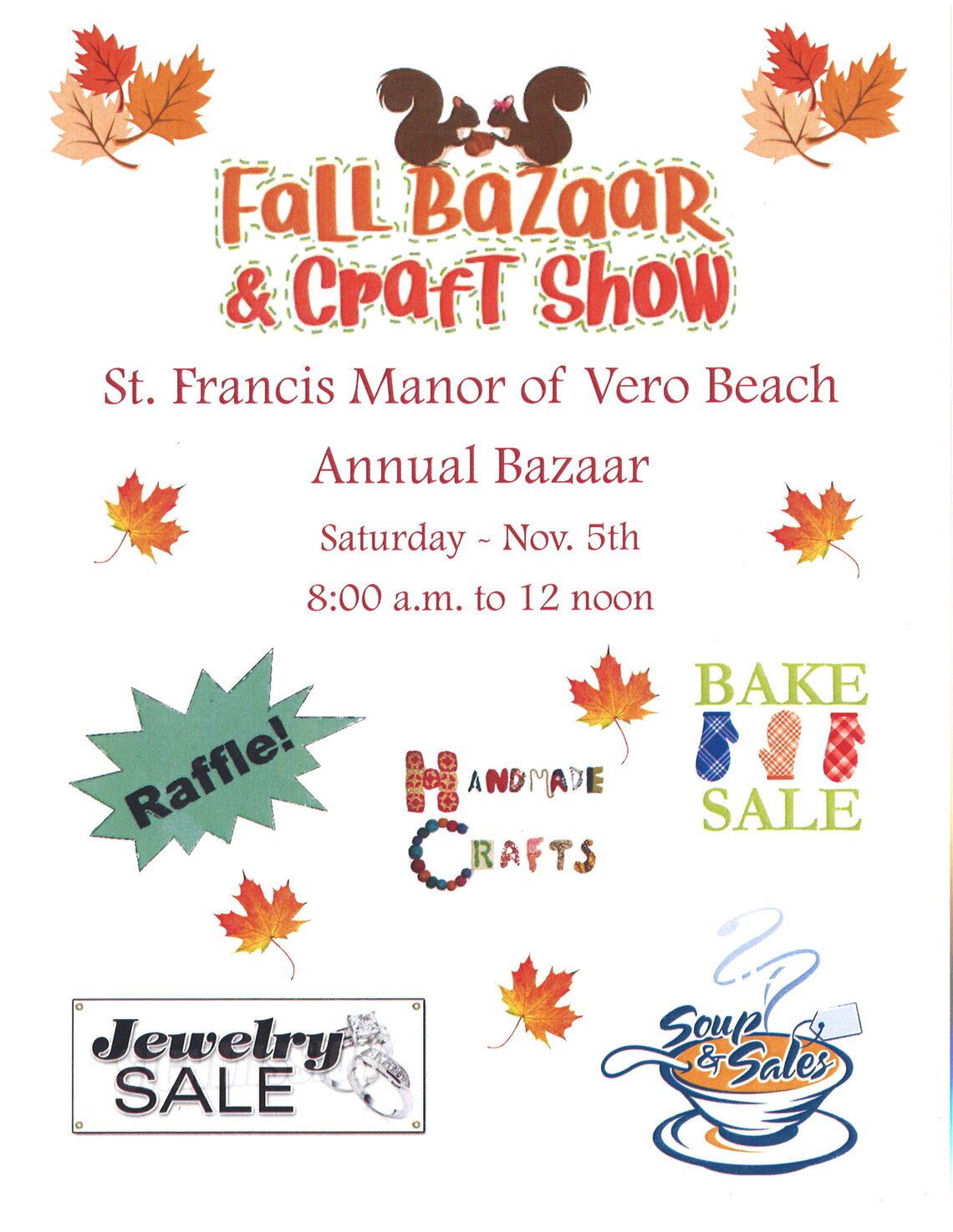 Fall Craft Show Pictures